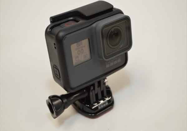 極美品 GoPro Hero5 Black 4K Ultra HDカメラ 使用僅か micro-SDカード64GB付き買取実績