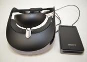 SONY 3D ヘッドマウントディスプレイ HMZ-T3W(2013年製)を買い取りました。 商品説明:<Bラ…