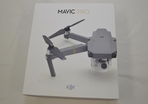 新品未開封 DJI ドローン Mavic Pro CP.PT.000503 【国内正規品】買取実績