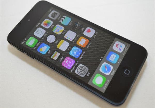 美品 Apple iPod touch 第5世代 64GB ブラック MD724J/A 買取実績